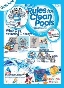 Pool Hygeine Poster