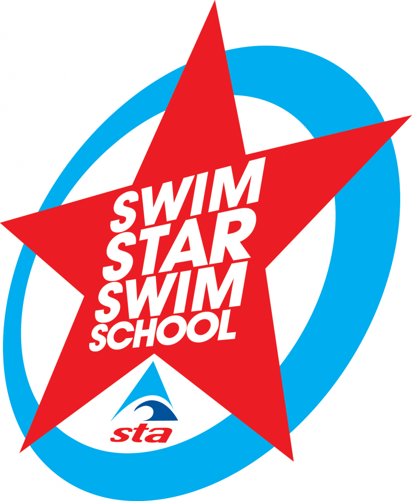 Swim Star Swim School Logo