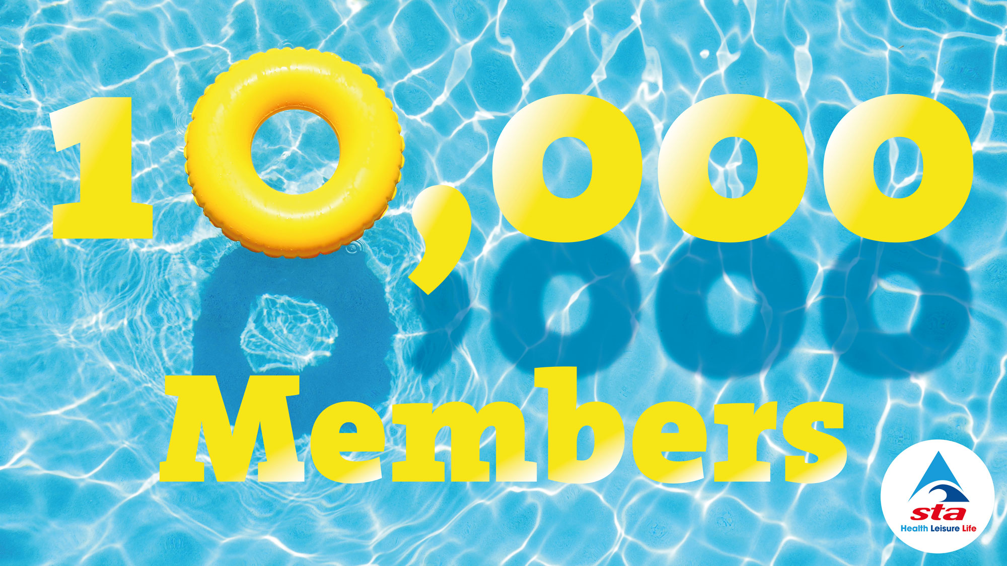 We are very excited and proud to announce that we have hit an important  milestone in STA's history. In May, we registered our 10,000th STA member –  and the ...
