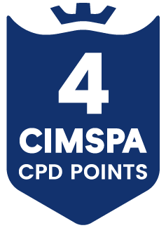 4 Developmental CIMSPA CPD Points